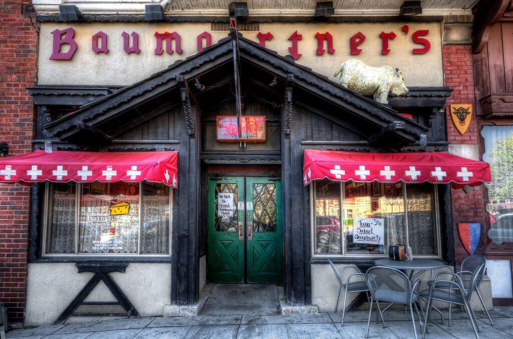 Baumgartners Cheese Store and Tavern