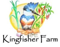 Kingfisher Farm Logo