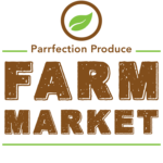 Parrfection Produce Farm Market Logo
