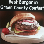 Best Burger in Green County Contest