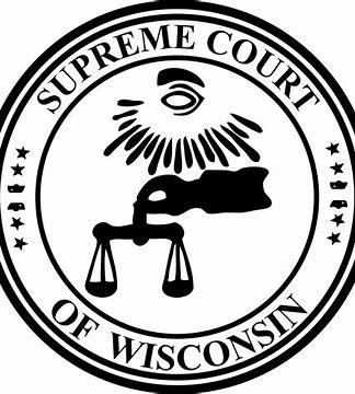 Wisconsin State Supreme Court Seal