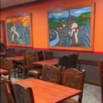 Dining Room of New Luna Maya Location