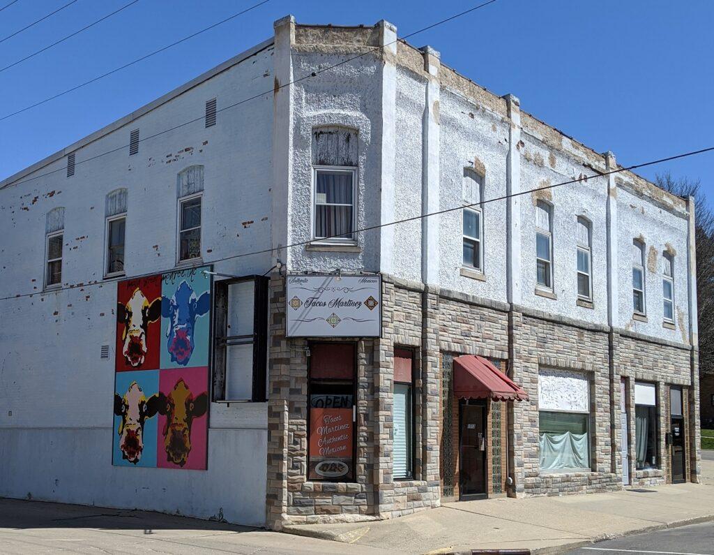Tacos Martinez Storefront